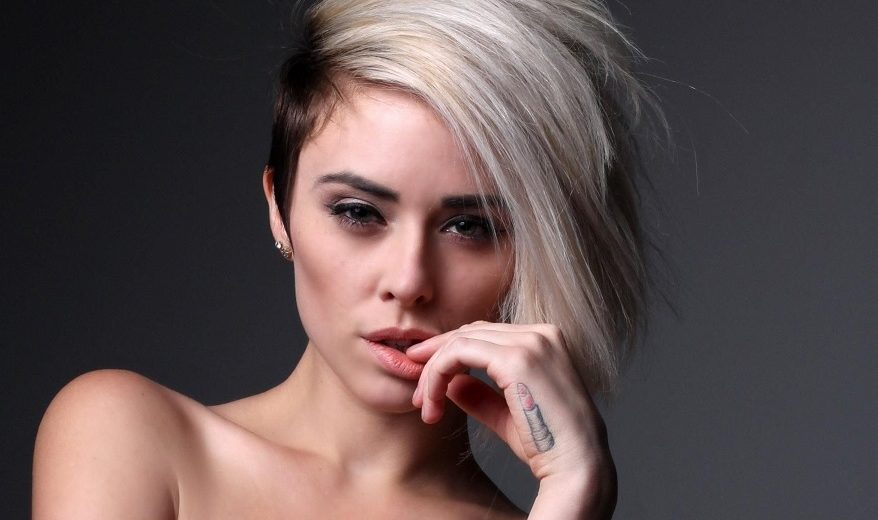 Way To Style An Undercut Bob